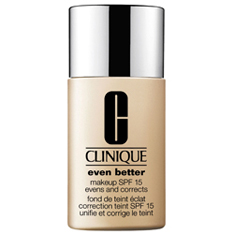 Clinique Even Better Makeup Evens and Corrects SPF 15 30ml