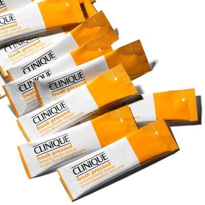 Clinique Fresh Pressed Renewing Powder Cleanser 28 Units 30 ml