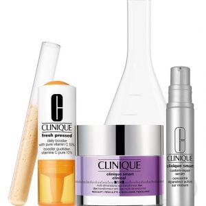 Clinique Derm Pro Solutions: Set For aging skin.