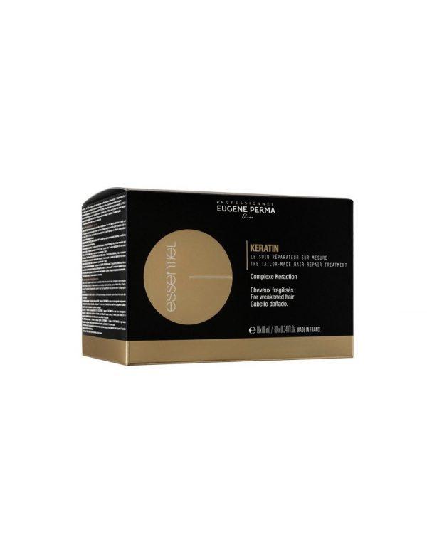 Essentiel Keratin Booster For Weakened Hair 10x10ml