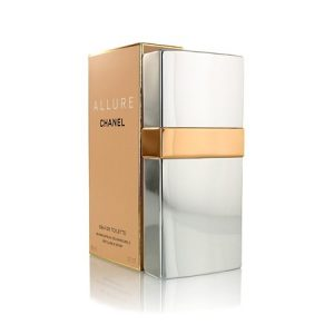Chanel Allure Woman Eau de Toilette Refillable Spray