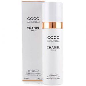 Chanel Deodorant Coco Mademoiselle Spray 100ml