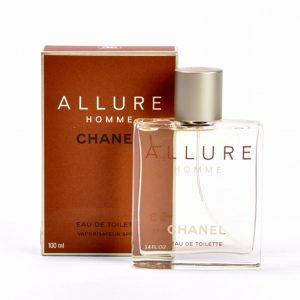 Chanel Allure Homme Eau de Toilette Spray 100 ml