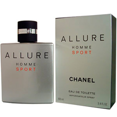 Chanel Allure Sport homme Eau de Toilette spray