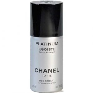 Chanel Egoiste Platinum Deodorant  Spray 100 ml