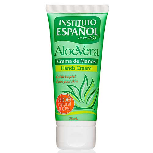 Home Institut Treatment Cream Hands and Nails With Aloe Vera