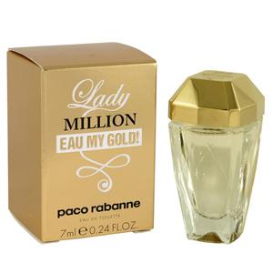 PACO R. LADY MILLION GOLD EDT 7 ML MINIAT ELP