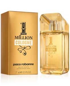 Paco Rabanne One Million Cologne 7 ml Miniature
