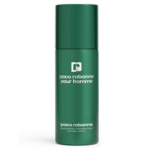 Paco Rabanne Pour Homme Deodorant Natural Spray 150 ml