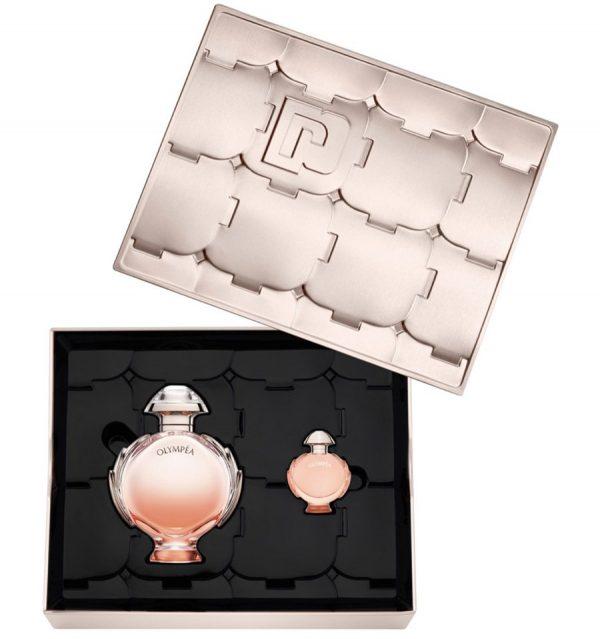 Paco Rabanne Olympea Eau de Toilette 80 ml Gift Set Miniature 6 ml