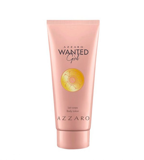 Azzaro Wanted Girl Body Lotion 200ml