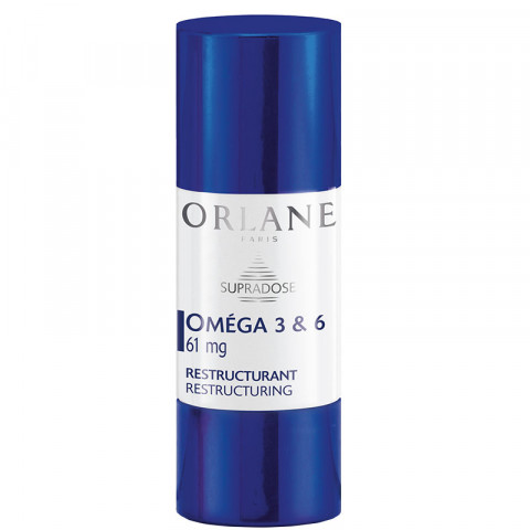 Orlane Supradose Omega 3 and 6 Restructuring Serum 15 ml