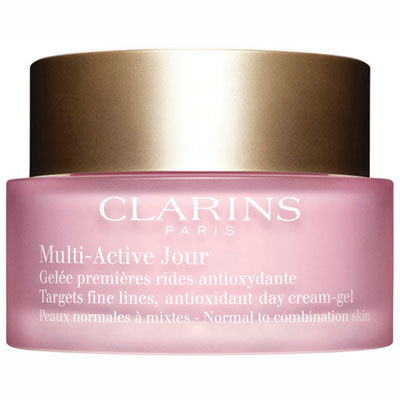 Clarins Multi-Active Day Cream-Gel for Normal to Combination Skin 50 ml