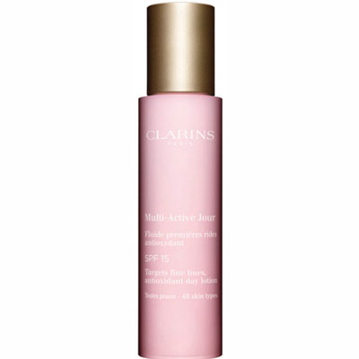 Clarins Multi-Active Antioxidant Day Lotion for All Skin Types 50 ml