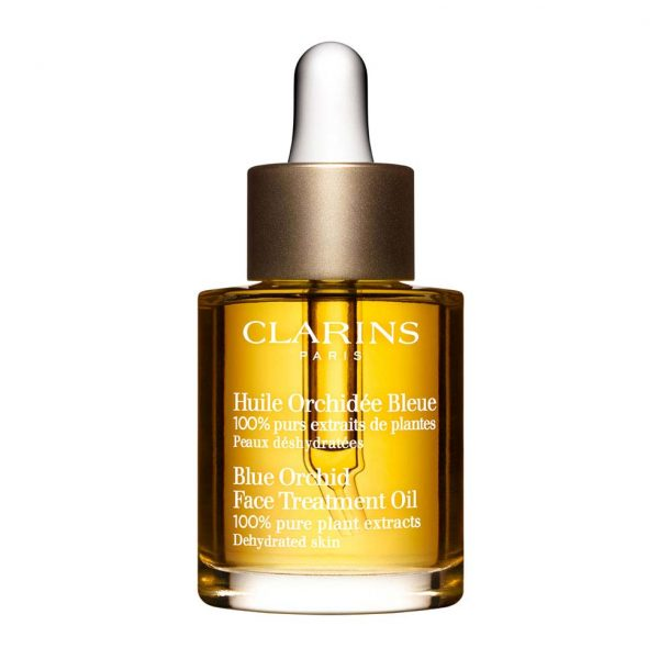 Clarins Oil Orchidee Bleue