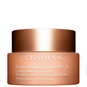 Clarins Extra - Firming Jour SPF 15 Wrinkle Control Firming Day Cream All Skin 50 ml