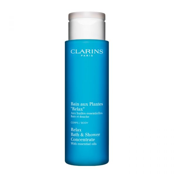 Clarins Relax Body Bath & Shower Concentrate