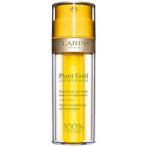 Clarins Plant Gold Nutri-revitalizing Oil-emulsion