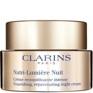 Clarins Nutri-Lumière Nuit Night Cream