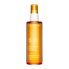 Clarins Sunscreen Care Oil-Free Lotion Spray SPF15