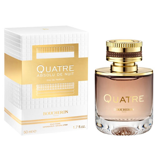 Boucheron Quatre Absolu de Nuit Femme Eau de Parfum