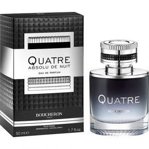 Boucheron Quatre Homme Absolu de Nuit Eau de Parfum