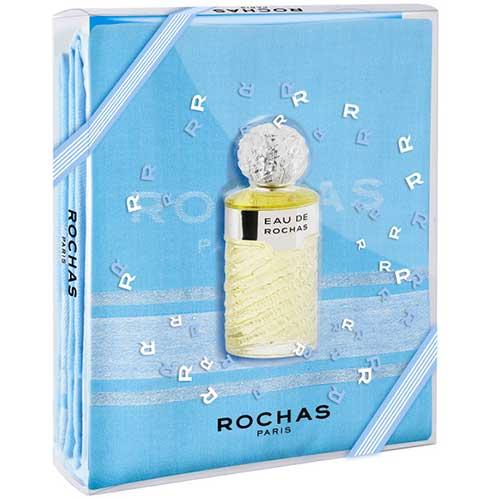 Rochas Eau de Rochas Gift Set Eau de Toilette 100 ml + Towell