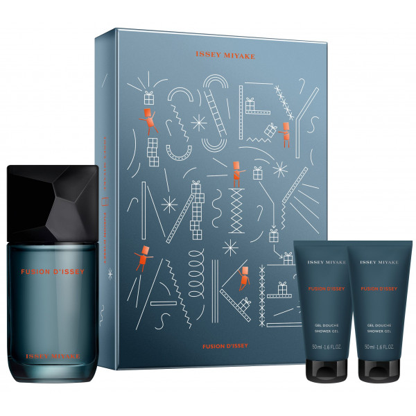 Issey Miyake Fusion D'Issey Eau de Toilette Gift Set 2 After Shave