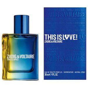Zadig&Voltaire This Is Love Pour Lui Eau de Toilette