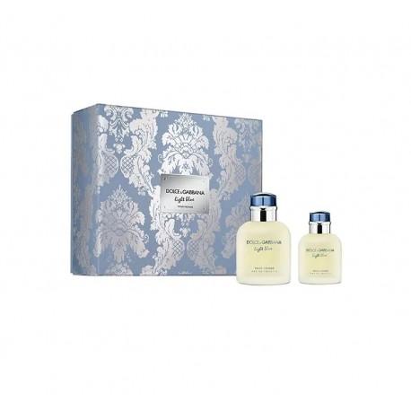 Dolce & Gabbana Light Blue Men 125ml Gift Set Eau de Toilette 40ml