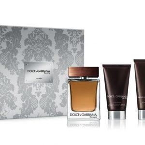 Dolce & Gabbana The One Men Eau de parfum 100 ml Gift Set After Shave 50 ml + Body Shower 75 ml