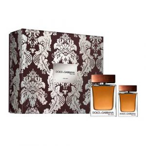 Dolce & Gabbana The One Man Edt 100 ml Gift Set Miniature 30ml