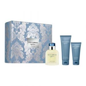 Dolce & Gabbana Light Blue Homme Eau de Toilette 125ml Gift Set After Shave + Body Shower