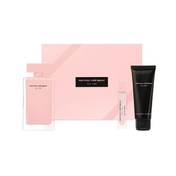 Narciso Rodriguez For Her Eau de Parfum Gift Set