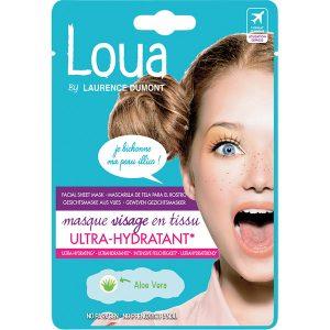 Loua Facial Sheet Mask Ultra-Hydratant