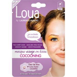 Loua Face Sheet Mask Cocooning