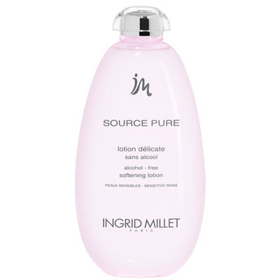 Ingrid Millet Source Pure Softening Lotion Alcohol-free for Sensitive Skins 400 ml