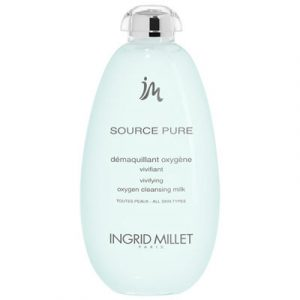 Ingrid Millet Source Pure Oxygen Cleansing Milk for All Skin Types 400 ml