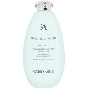 Ingrid Millet Source Lactalys Face and Eye Make-up Remover for All Skin Types 400 ml