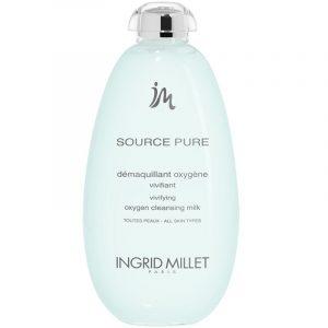 Ingrid Millet Source Pure Oxygen Cleansing Milk
