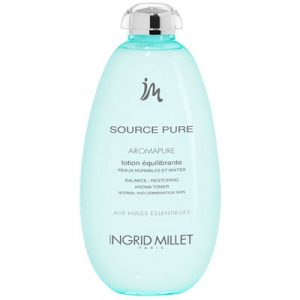 Ingrid Millet Source Pure Balance-Restoring Lotion Aroma Toner for Normal and Combination Skin 400 ml