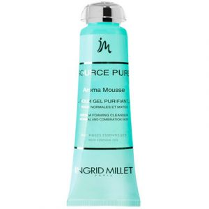 Ingrid Millet Source Pure Aroma Mousse Aroma Foaming Gel Cleanser 125 ml