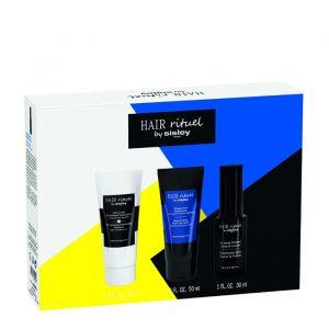 Sisley Hair Rituel Volumen Soint Lavant Volumateur + Masque Soin Régénérant + Spray Volume