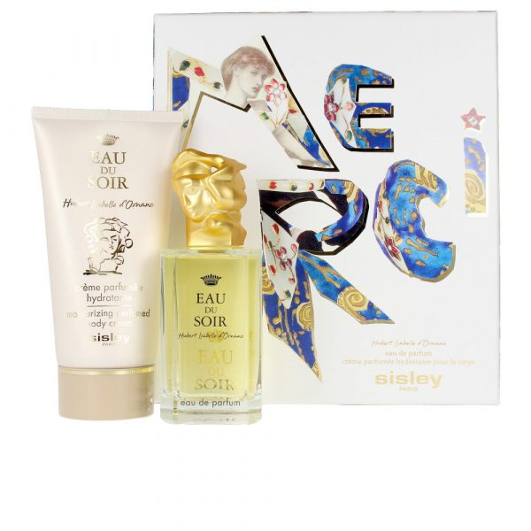 Sisley Eau Du Soir Eau de Parfum Gift Set Body Lotion 150ml