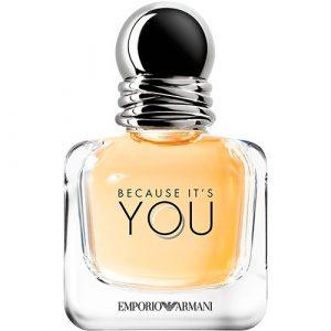 Emporio Armani Because It's You for Her Eau de Parfum