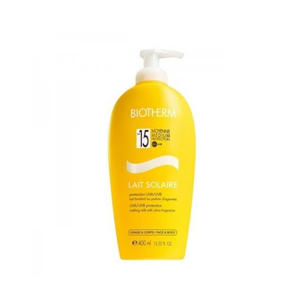 Biotherm Sun Lait Solaire Hydratant SPF 15
