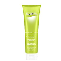 Biotherm Pure-fect Skin anti-shine purifying cleansing Gel 125 ml