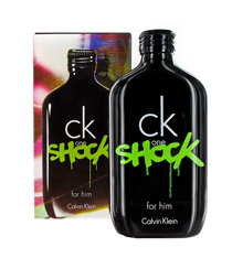 Calvin Klein Ck One Shock Man Eau de Toilette
