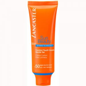Lancaster Sun Beauty Comfort Touch Cream Face SPF 50 High Protection 50 ml
