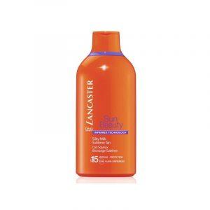 Lancaster Sun Beauty Silky Milk Sublime Tan SPF 15 Medium Protection 400 ml